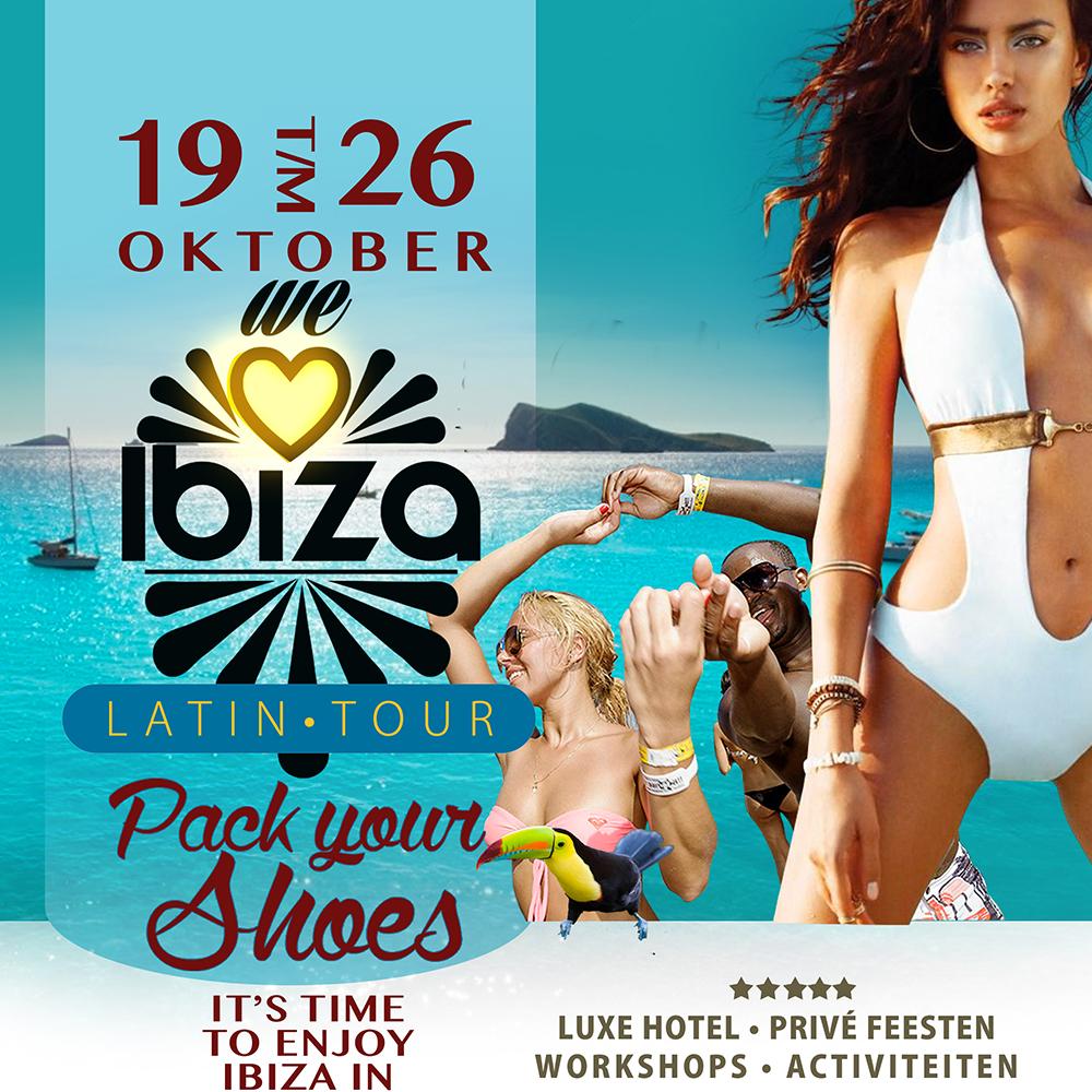 Royal Toucan Ibiza Latin Tour